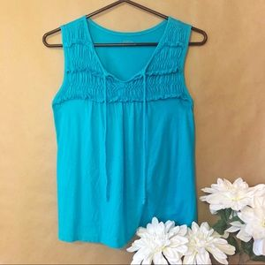 Loft Ribbed Tank Top